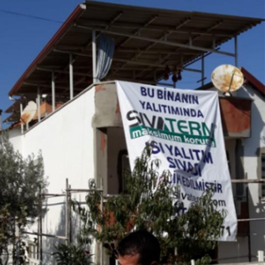 Diyarbakır Çatı Su İzolasyonu ve Isı Yalıtımı